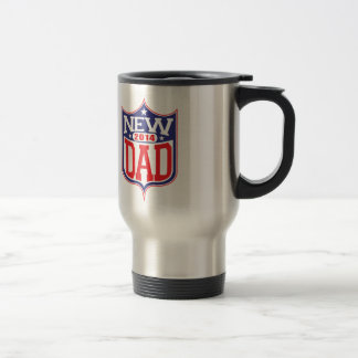 New Dad 2014 Travel Mug