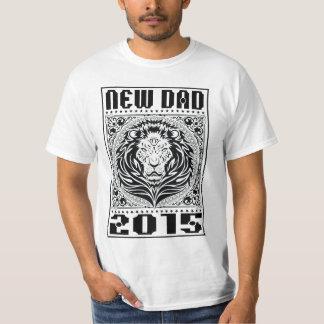 New Dad 2015 T-Shirt