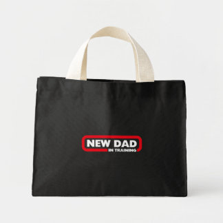 New Dad in Training - Bag for a First-Time Father