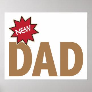 New Dad Print