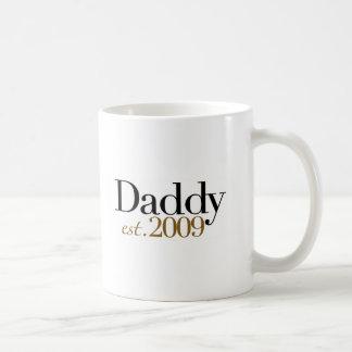 New Daddy Est 2009 Mug