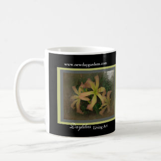 New Day Gardens- Daylilies Living Art Coffee Mug