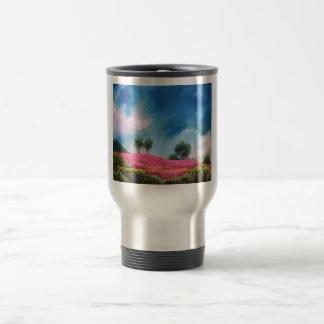 """New Day"" Insulated travel mug"