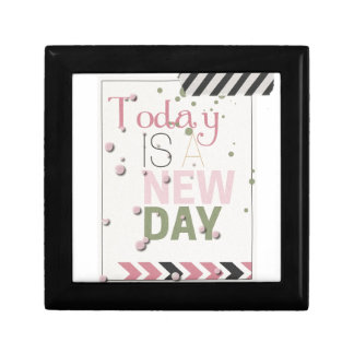 New Day Small Square Gift Box