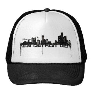 New Detroit Riot Cap