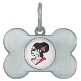 NEW DIRECTION PET ID TAG