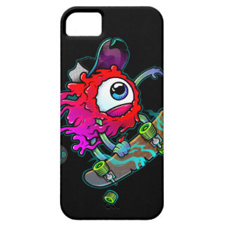 New Dope Iphone Case design mad eye skateboarding iPhone 5 Covers