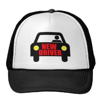 New Driver Cap