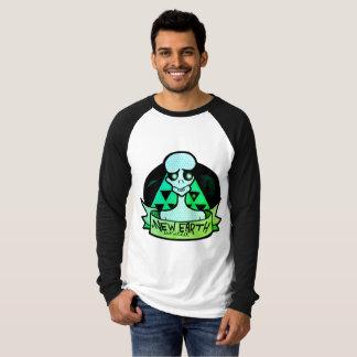 New Earth United Unisex Alien long sleeve T-Shirt