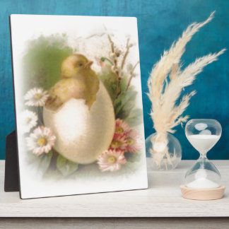 New Easter Chick Plaque