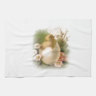 New Easter Chick Tea Towel