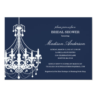 NEW ELEGANCE | BRIDAL SHOWER INVITATION