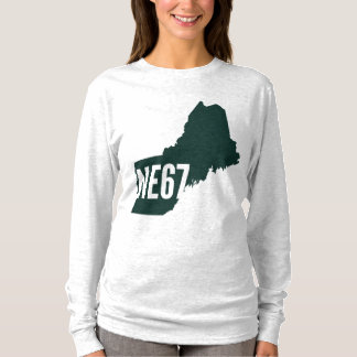 New England 67 Peak List Women's Long Sleeve Tee
