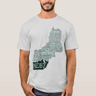 New England 67 T-Shirt