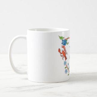 """New England - """"B"""" monogram Coffee Mug"""