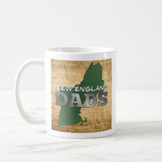 New England Dads Logo Mug