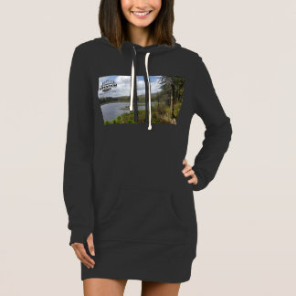 New England Expedition Ladies Hoodie Dress