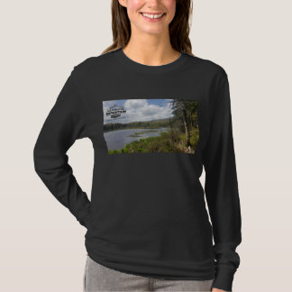New England Expedition Planning Ladies Long Sleeve T-Shirt