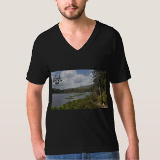 New England Expedition Planning Mens V Neck T-Shirt