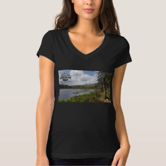 New England Expedition Planning V Neck T Shirt