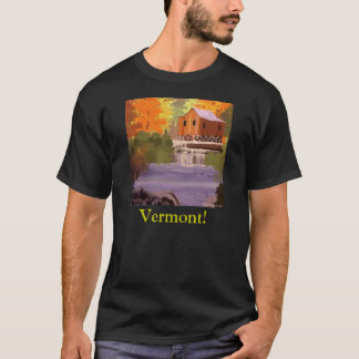 New England Fall Foliage T-Shirt