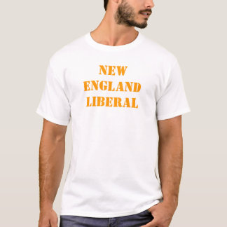 New England Liberal T-Shirt