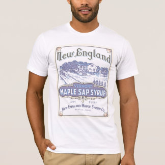 New England Maple M's W T-Shirt