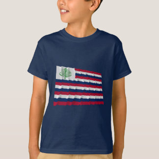 New England Naval Ensign T-Shirt