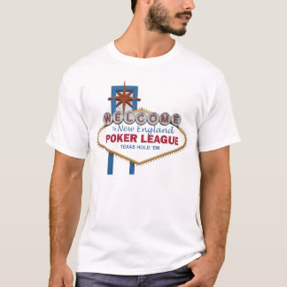 New England Poker League Tee