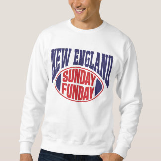 New England Sunday Funday Sweatshirt