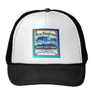 New England Vermont Maple Syrup Trucker Hat