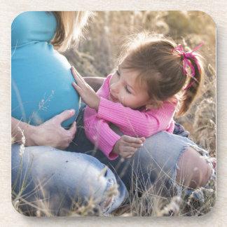 New Family Baby Coaster
