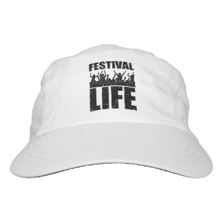 New FESTIVAL LIFE (blk) Hat