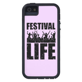 New FESTIVAL LIFE (blk) iPhone 5 Case