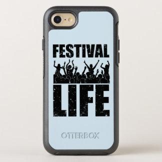 New FESTIVAL LIFE (blk) OtterBox Symmetry iPhone 8/7 Case