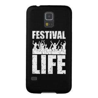 New FESTIVAL LIFE (wht) Galaxy S5 Case
