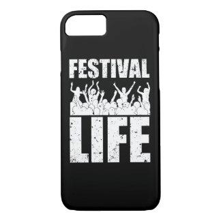 New FESTIVAL LIFE (wht) iPhone 8/7 Case