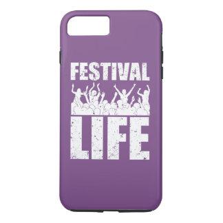 New FESTIVAL LIFE (wht) iPhone 8 Plus/7 Plus Case