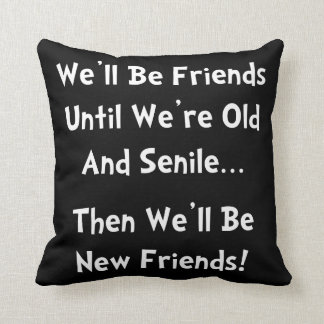 New Friends Cushion