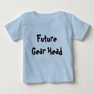NEW! Future Gear Head Baby Shirt