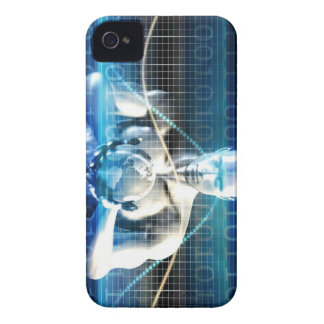 New Future Technology within Palm of Your Hand Case-Mate iPhone 4 Case