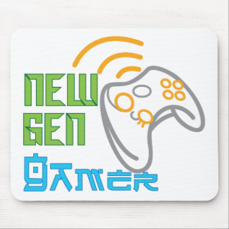 New Gen Gamer Mouse Pad