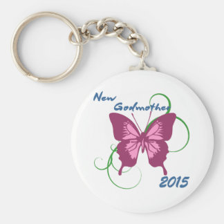 New Godmother 2014 Key Ring