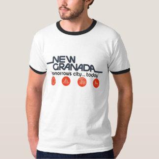 New Granada Tomorrows City Today T-Shirt