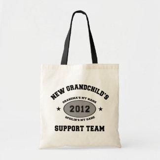New Grandchild 2012 Tote Bag