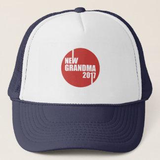 New Grandma 2017 Trucker Hat
