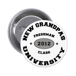 New Grandpa 2012 6 Cm Round Badge