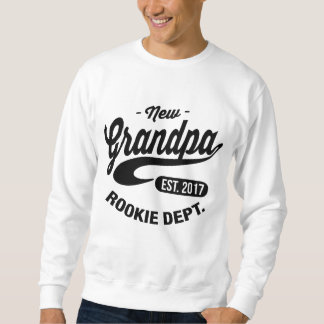 New Grandpa 2017 Sweatshirt