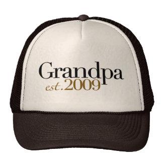 New Grandpa Est 2009 Cap