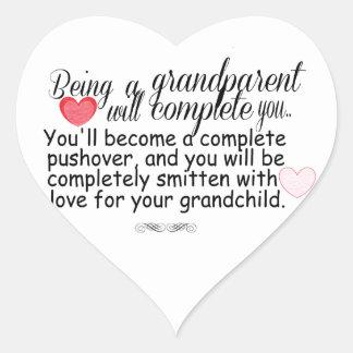 New Grandparents Sticker
